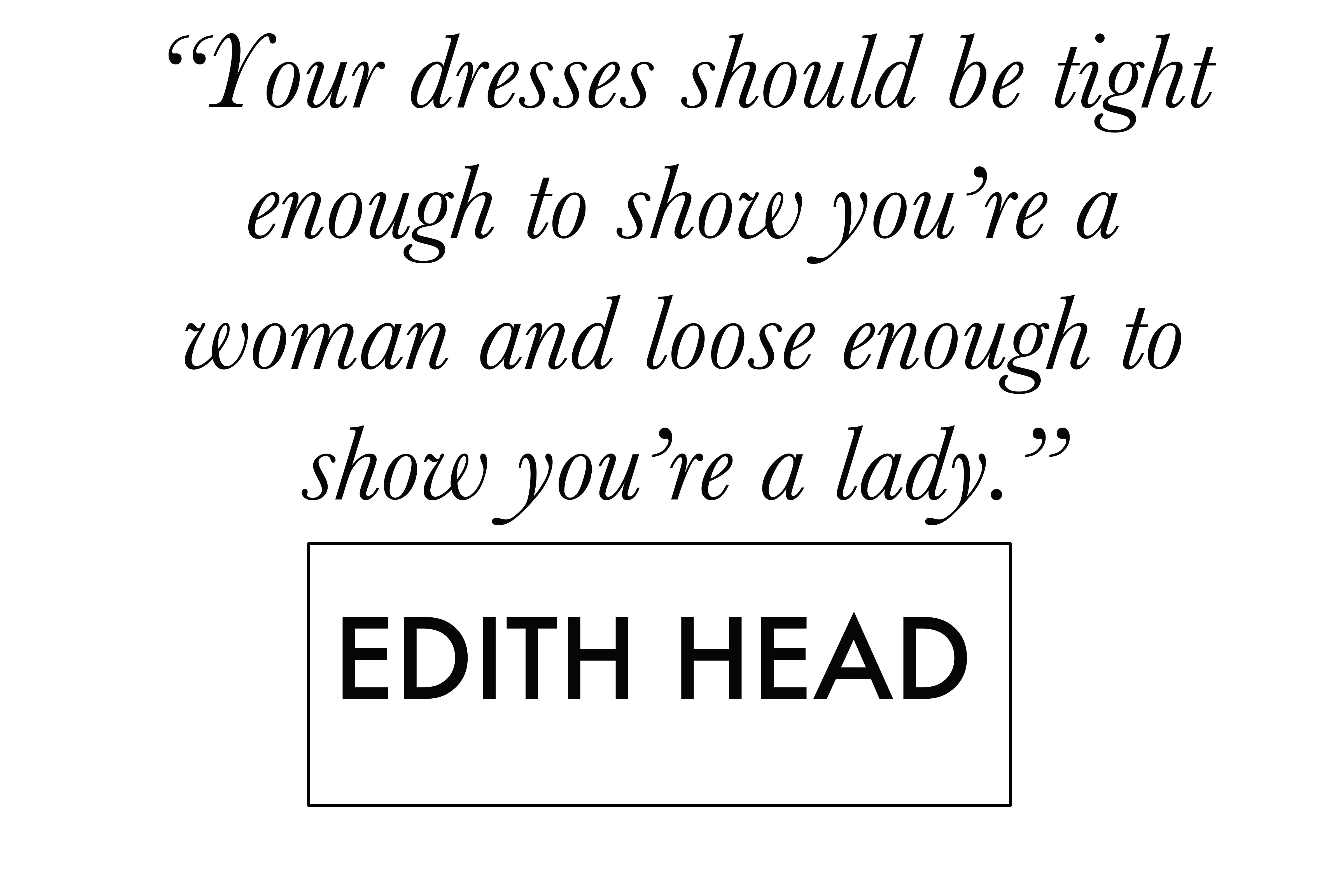 EdithHead